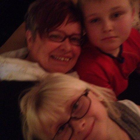 FIKK IKKE TAK I BILLETTER: Randi Wangen fra Lillestrøm forsøkte å få tak i billetter til seg og barnabarna. Det lyktes hun ikke med.