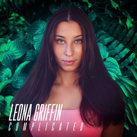 """Leona Griffin, """"Complicated"""" cover"""