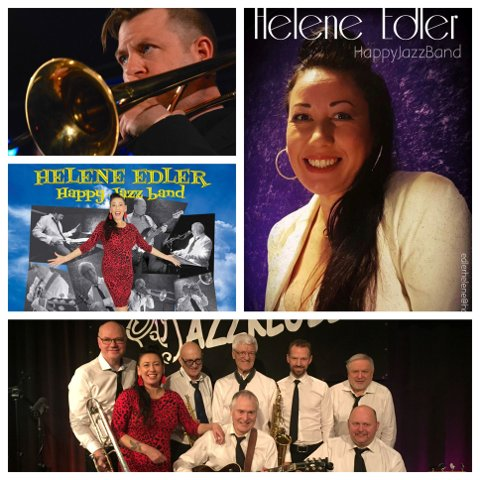 Helene Edler's Happy Jazzband feat. Tarjei Grimsby