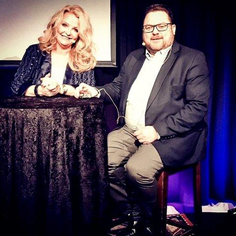 Smith&Due, Elisabeth Tvedte og Glenn Due Sørensen