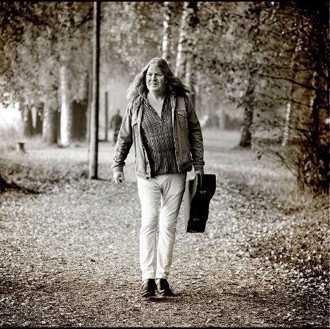 Terje Odin Kaspersen oppsummerer en lang artistkarriere med plateutgivelse.