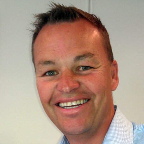 Sportslig leder Ronny Bratten.
