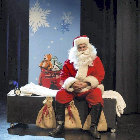KJENT: Ingen julehistorie uten nisse.
