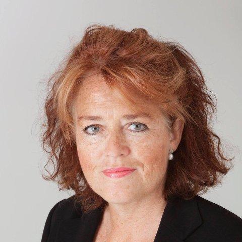 SA IFRA: Vibeke Limi sørget for at folkeviljen i Sande og Holmestrand ble hørt i helseforetaksstyret.