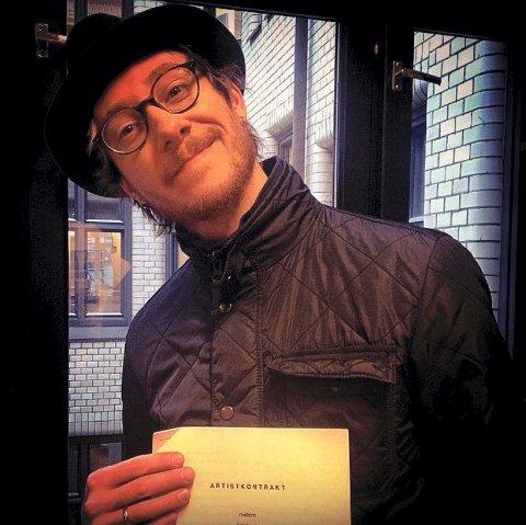 Adam Douglas gjester Draaben Bar med sitt All-star band fredag 30. september, og lover god stemning.