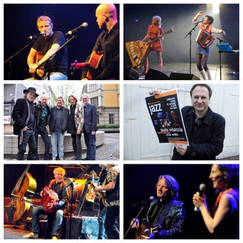 STORE NAVN: Konsertkameratene har satset på kvalitet for publikum i Sandefjord. Nå står tilbudet i fare. ARKIVFOTO: SB
