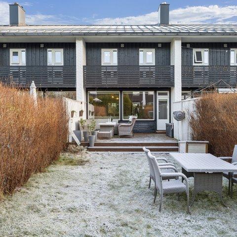 Traneveien 4D på Sandved ble i forrige uke solgt for hele 3,3 millioner kroner.