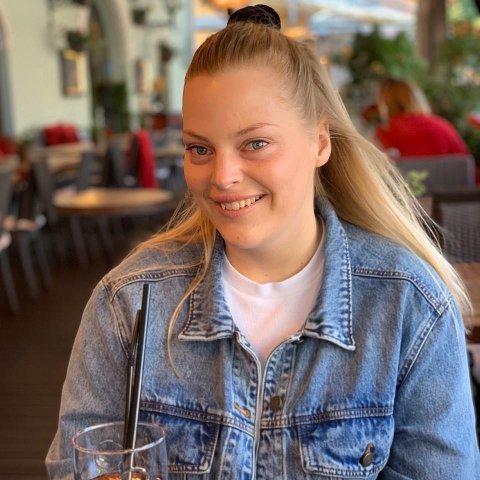 Anne-Marthe Olsen fra Mysen leverte masteroppgaven sin for cirka tre uker siden.