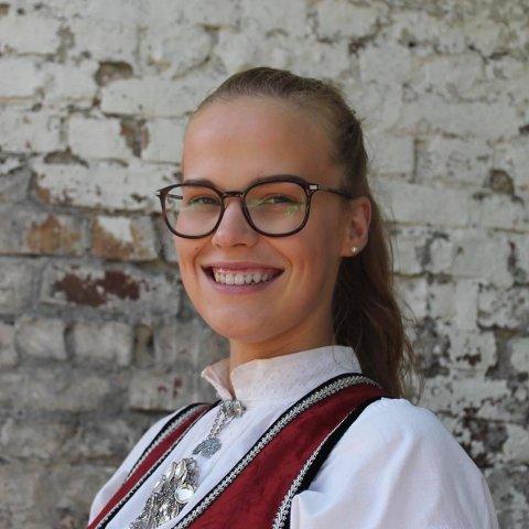 Maren Aanestad (20) fra Høle er klar for sitt første VM noensinne.