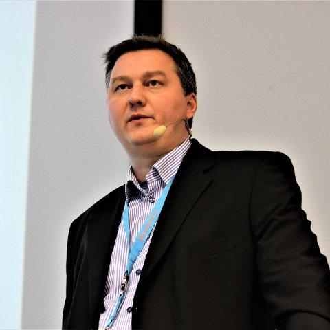 Tom Henriksen, fylkesleder i PDK Viken.
