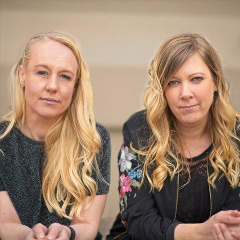 Pandeminspirerte: Kristine Erøy (til venstre) og Camilla Gjestad og i Cassiopeia gjenspeiler tiden som har vært, på den nye singelen «Ville vinder».