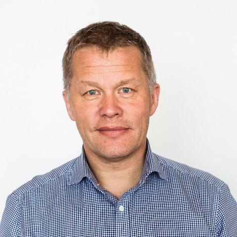Petter Brelin er leder i Norsk forening for allmennmedisin (NFA).