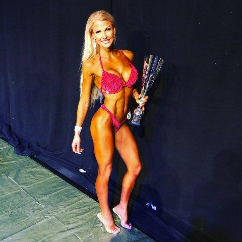 Karianne Holene (30) vant Gardemoen open i helgen.