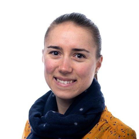 OMFATTENDE ARBEID: Nina Sølvberg fra Spydeberg forsker på seksuell trakassering og overgrep i norsk idrett. Hun startet i mars i 2019 og skal etter planen være ferdig sommeren 2022.