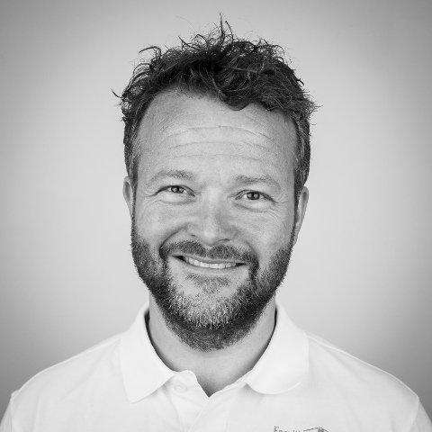 Styreleder: Anders E. Nybø i Øverbygg og konsenleder i FH Gruppen.