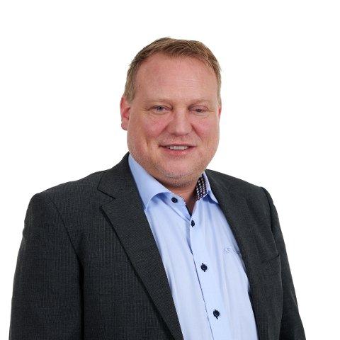 ØNSKJER TOMT: – Sogn Datasenter har spurt kommunen om å få kjøpa tomt, seier Terje Bakke Nævdal, administrerande direktør i Sognekraft.