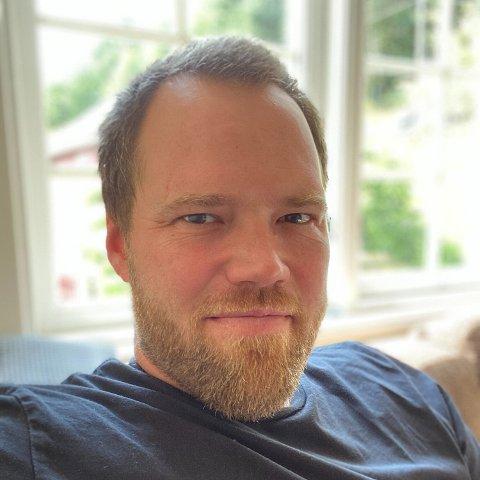NY JOBB: Knut-Erlend Rosvold er Sogn Næring sin nye forretningsutviklar.