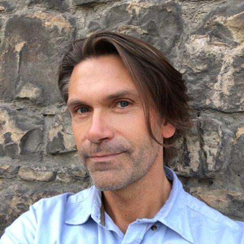 Trond Ole Hølland Paulsen gler seg til å begynna i jobben som kultursjef i Strand over nyttår.
