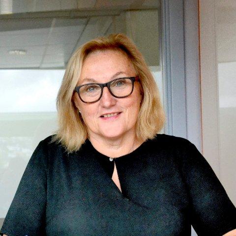 Direktør Bente Wold Wigum i Nav Trøndelag sier økningen i antall ledige har direkte sammenheng med nasjonale og lokale smitteverntiltak.