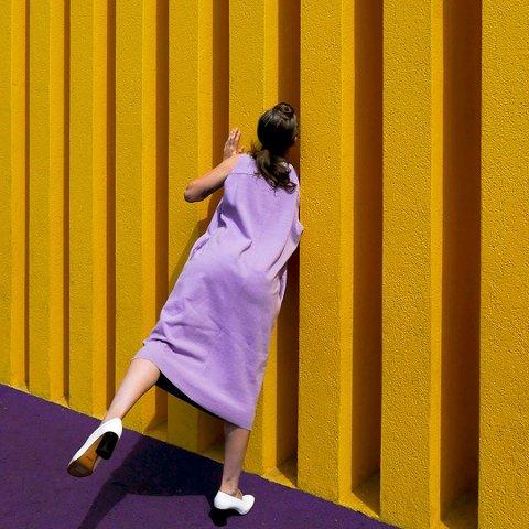 Fargeekspert Dagny Thurmann-Moe mener gult blir den viktigste fargen i året som kommer. Foto: @teklan/ANB
