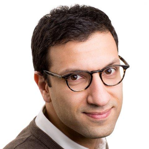 KUNSTIG INTELLIGENS: Mohammed Sourouri er ekspert på kunstig intelligens. Han vil delta på temamøtet i bystyret 1. november.