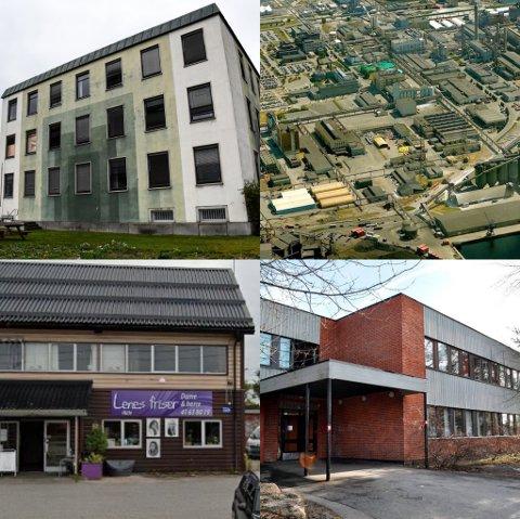 KLYNGE: Smitten i Porsgrunn spredde seg fra NEL på Notodden til Herøya Industripark. Deretter spredte det seg derfra til en frisørsalong til Stridsklev ungdomsskole.