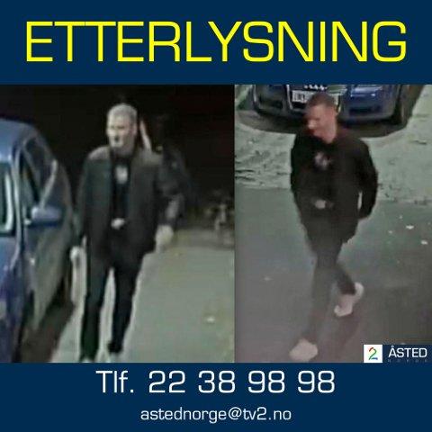 HVEM ER DETTE?: Grenland politistasjon ønsker tips om hvem denne mannen er. Bildet er fra etterlysninga som TV2-programmet Åsted Norge har lagt ut på sin Facebook-side .