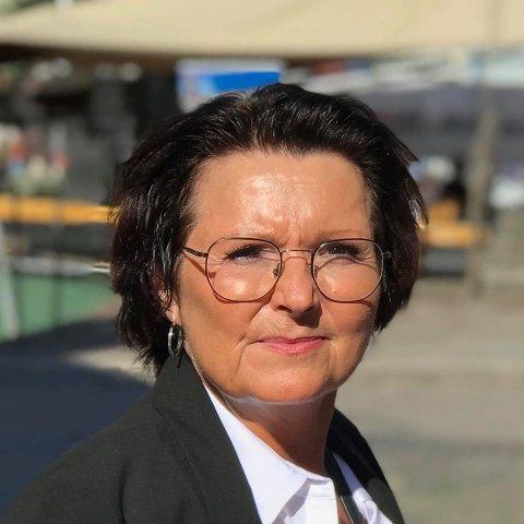 FRYKTER: Landsleder for Mental Helse Jill Arild ser for seg at flere vil trenge hjelp fra det psykiske helsevesenet fremover.