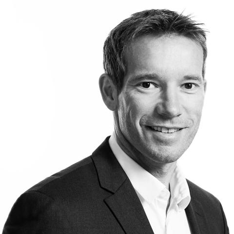 Geir Vala er ansatt som daglig leder i Frier Vest Holding AS.