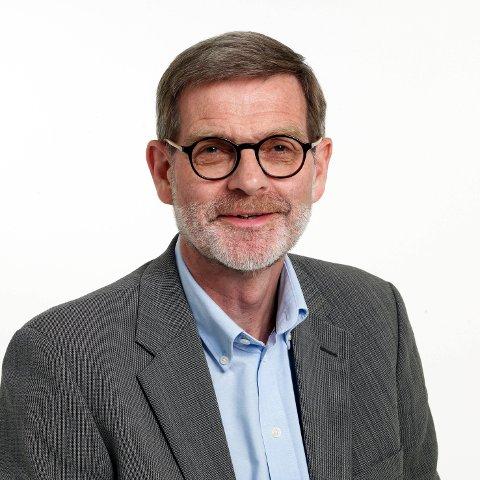Knut Duesund, fylkesleder Telemark KrF