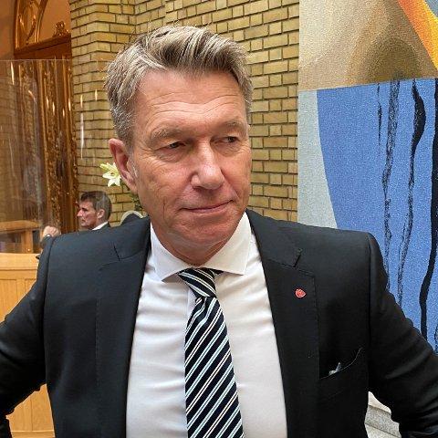 NESTLEDER: Terje Aasland blir parlamentarisk nestleder i Arbeiderpartiets stortingsgruppe. Det betyr ansvar for å få regjeringens politikk gjennom i Stortinget.