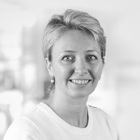 Sekretær i Kristiansund Roklubb, Randi Gaarden Lisberg.