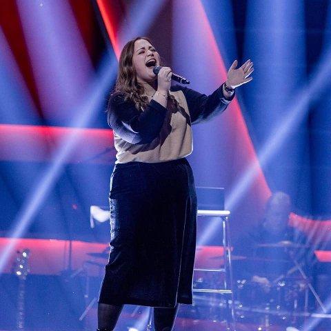 Helene Seljehaug imponerer på The Voice.