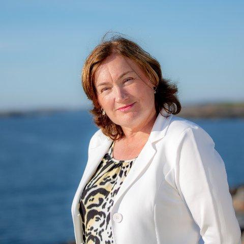 Ingrid Ovidie Rangønes er ordfører i Averøy.
