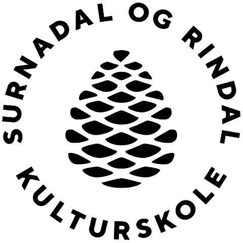 NY: Surnadal og Rindal kulturskole med ny logo, etter at Halsa gikk ut av det som tidligere var Kulturskolen på Indre Nordmøre.