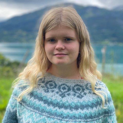 Dordi Boksasp Lerum vald til sentralstyremedlem i Norsk Målungdom.