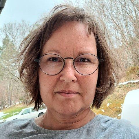 KREVENDE: Assisterende rådmann Anita Ørsal Oterholm beskriver det første året med Heim kommune som krevende.