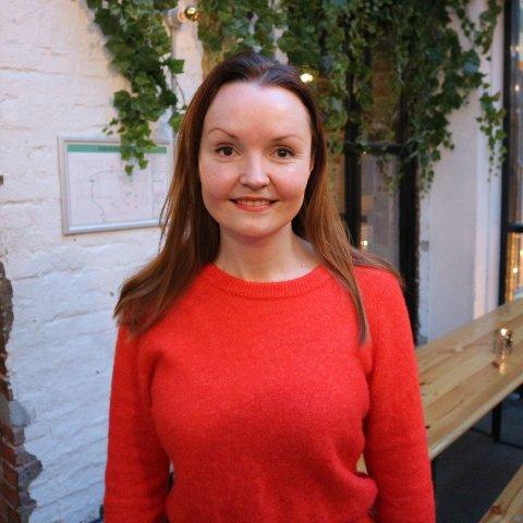 VIKTIG: Marianne Støle-Nilsen mener det er viktig at unge lærer både om det positive og det negative med seksualitet.