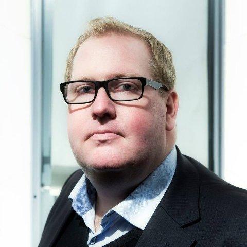 TAPERNE: Tor Bernhard Slaathaug er generalsekretær i stiftelsen Rettferd for taperne.