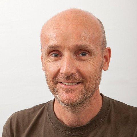 FORSKER: Arnulf Soleng er seniorforsker i Folkehelseinstituttet, og har god peiling på flått.