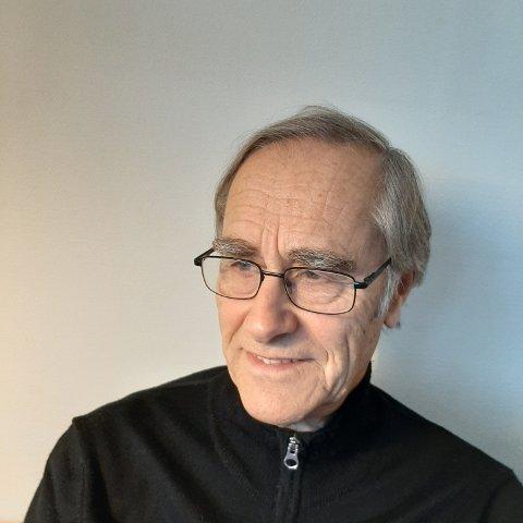 FORFATTER: Øyvind Løken er arkitekt og tidligere mangeårig medarbeider ved plan- og bygningsetaten i Tønsberg kommune.