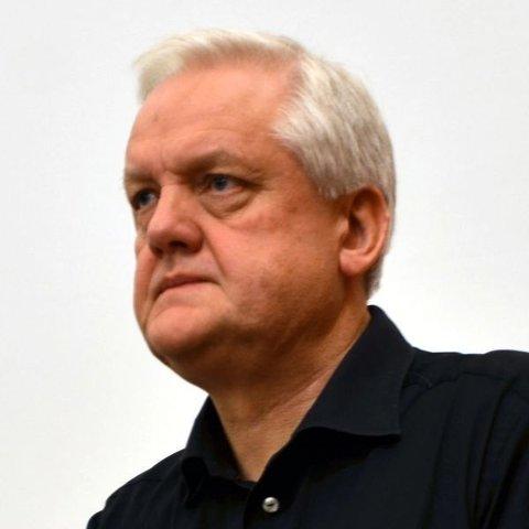 """Jørn Magdahl liker ikke at ordføreren i Færder går sammen med de blå om """"Hjemseng brygge"""""""