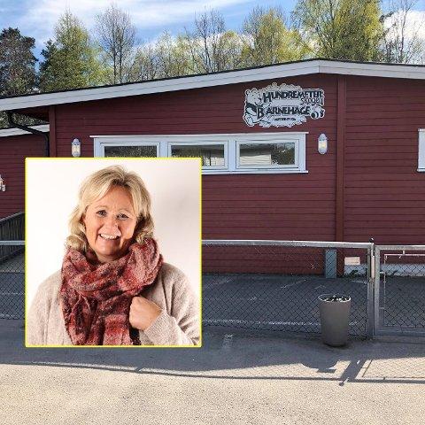 KOMMER BEST UT: Hundremeterskogen barnehage på Nøtterøy scorer rekordhøyt i årets foreldreundersøkelse.