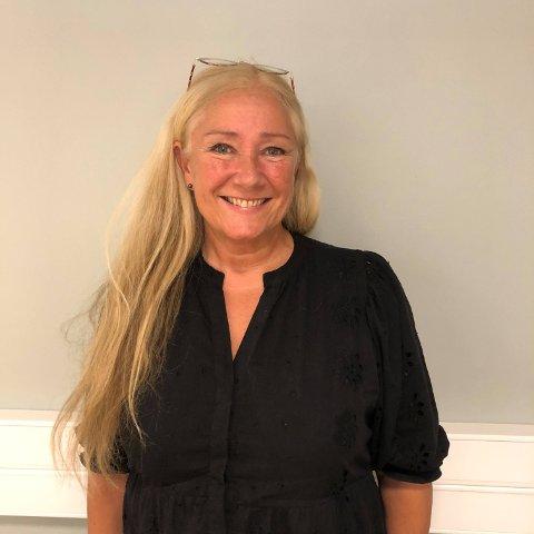FIKK DET TIL: Virksomhetsleder Line Tonholt Børresen klarte å besette alle helsesykepleier-stillingene etter at de endret stillingsutlysningen.