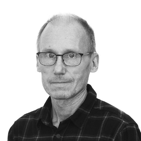 Svein Helge Falstad, journalist