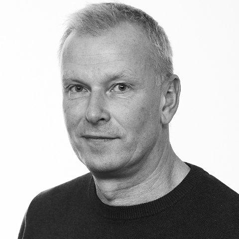 Geir Olav Flåan, journalist i Trønder-Avisa
