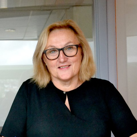 BLIR PENSJONIST: Bente Wold Wigum slutter i jobben som fylkesdirektør i NAV Trøndelag.