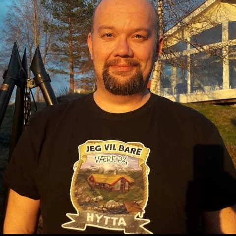 JOBBER MED Å ETABLERE ORGANISASJON: Lars Otto Grønseth fra Hegra har hytte på Storlien. Nå er han invitert til å møte Nordisk Ministerråd.