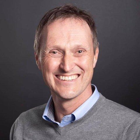 Frode Nordgaard er ansatt som ny administrerende direktør i Steinkjerbygg.