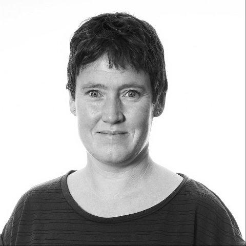 Hanne Talsnes Heggdal, journalist i Trønder-Avisa